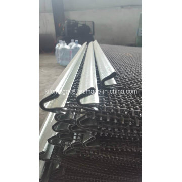 MID Carbon Steel Wire Screen Mesh with Hook for Crusher