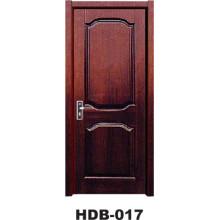 Puerta de madera (HDB-017)