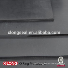 Black general purpose eco-friendly rubber sheet