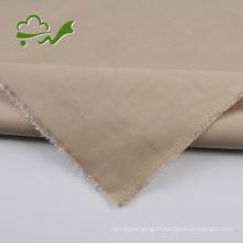Tissu tissé en toile de coton 10s