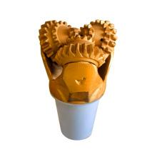 China berühmte Marken 76mm kleine Größe tricone Bohrkrone Bohrausrüstung für Öl und Gas