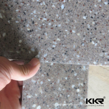 royal solid surface cultured marble shower surround