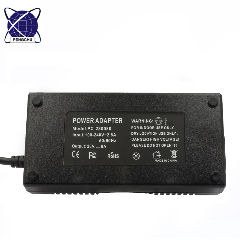 28V 8A power supply