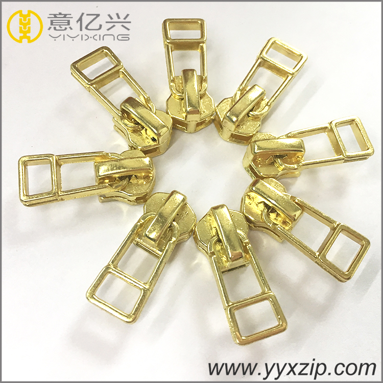 Zip Sliders for Handbag