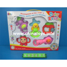 Bebê anel brinquedo rattle bell (993401)