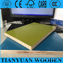 PP Plastic Faced Waterproof Plywood for Construction