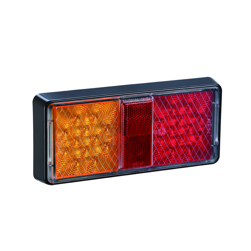 High Stability E4 Trailers CombinationTail Lights