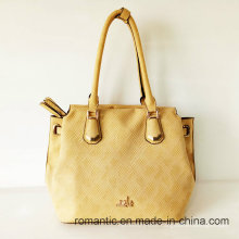 China Supplier Lady PU Handbags Leisure Leather Bag (NMDK-041503)