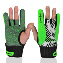 Gym Equipment Half Finger Bowling Glove