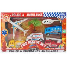 Box Package Herramientas de tráfico de emergencia Juego de juguetes