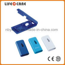 Medical Plastic Pill Splitter Tablet Cutter