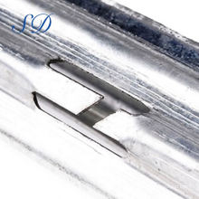 Zaun-Pfosten-Weinberg-Metallgitter-Pfosten