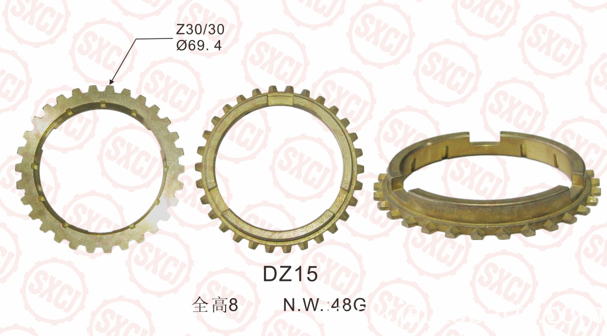 Synchronize Transmission Spare Parts