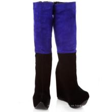 Botas altas de rodilla para mujeres (HCY02-860)