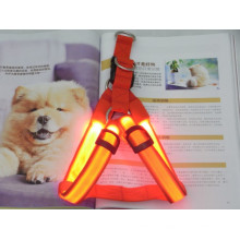 Bright Pet collar making supplies led dog harness