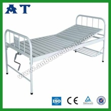Plastic-Sprayed Double Foldable Bed
