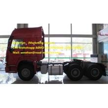 SINOTRUK HOWO Tractor Truck  371 HP