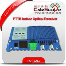 China Proveedor FTTB Agc Control Receptor Óptico Interior