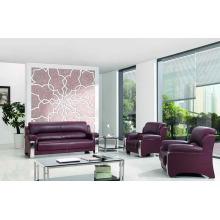 Conjunto de sofá de escritório secional de sofá moderno PU