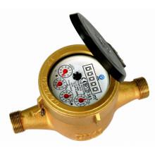Объемный расходомер поршневой воды (PD-SDC-E3-E3)
