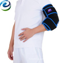 Hot Sale Nylon Material Athletes Use Cooling Down Elbow Brace Cold Pack