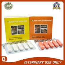 Medicamentos Veterinários de Albendazole Bolus 250mg
