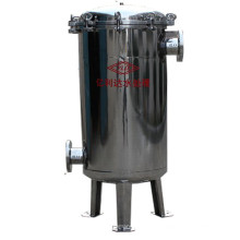 Filtro de seguridad de filtración líquida 0.45 Um de polipropileno plisado