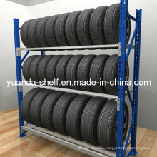 Warehouse Truck Tire Storage Used Metal Rack