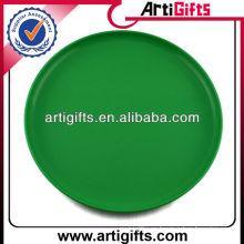 Frisbee grande plástico de la venta caliente