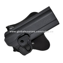 Good-quality Gun Holster with Release Button for 1911 Variants Pistols