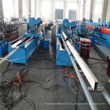Высокоскоростная машина для производства труб из оцинкованной стали круглого сечения