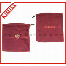 100% Polar Fleece Promotion Embroidery Neck Warmer