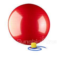 Баланс мяч упражнения мяч ПВХ йога мяч фитнес мяч