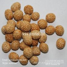 Bolas de noz revestidas de amendoim 70