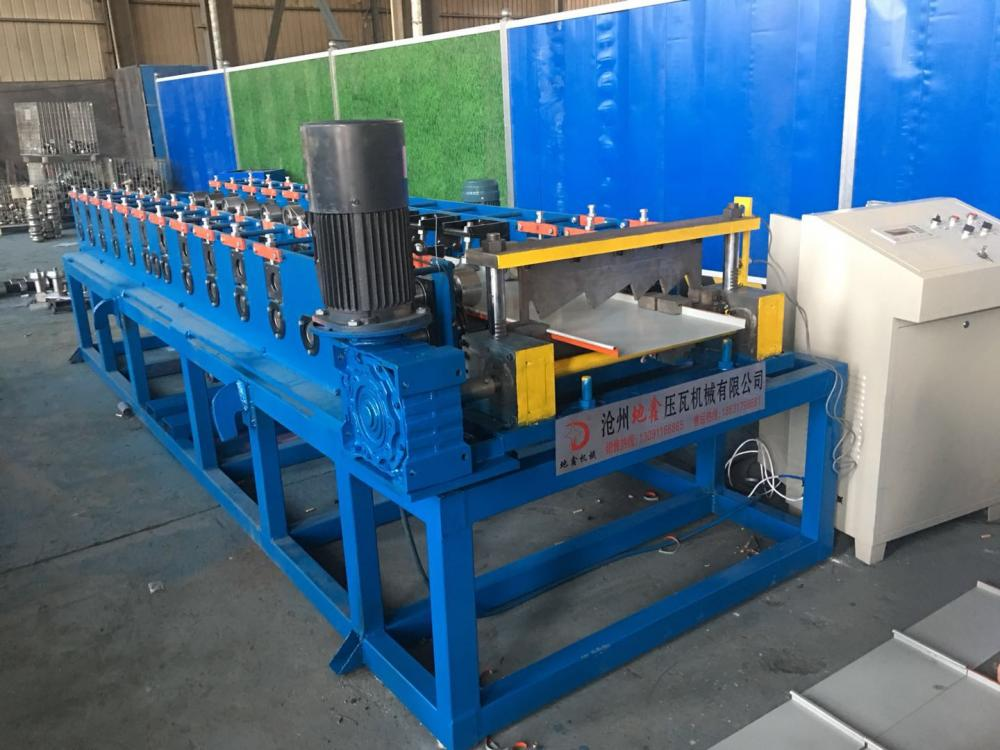Metal Roof Panel Forming Machinery