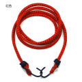 Bungee Cord/Rope with Clips Mountaineering Luggage Fixed Rope