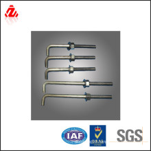 China manufacturer different size foundation bolt