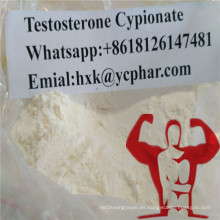 Prueba inyectable Cypionate / Testosterone Cypionate Test Cyp Polvo crudo esteroide