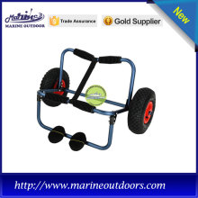 Aluminium boat trailer, beach cart foldable, OEM canoe trolley