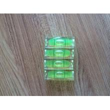 Square spirit level bubble 15 15 36