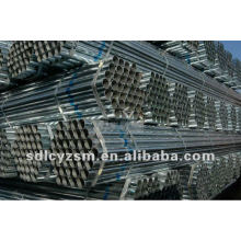 GI/HDG Scaffolding Pipes & Tubes