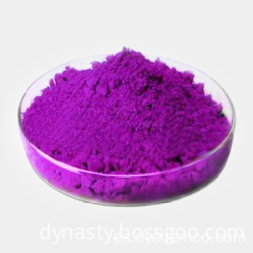Disperse violeta 17 CAS No.12217-92-4