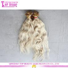 Cheveux 100 u remy à bas prix tip extension u bon marché en gros bout