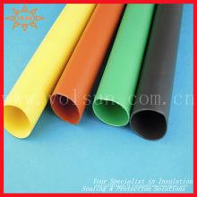 Utilisé pour le tube en plastique coloré de barre omnibus