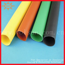 Used for busbar colored plastic tube