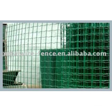 Welded euro fence, Holland wire mesh fence, Weave fence