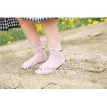 Nette Kaninchen-Entwürfe Kleine Mädchen-Baumwollsocken
