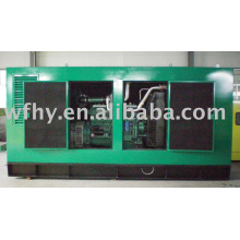 WD135 Serie 300kW Schalldichte Generator-Set