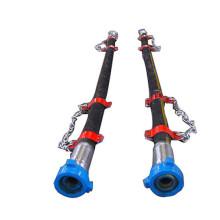 Le gisement de pétrole a employé le tuyau de vibrateur de tuyau de forage rotatoire à haute pression de 3 pouces