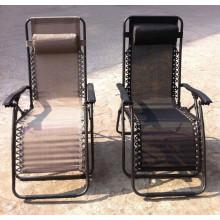 Outdoor pliant reste président/pliante chaise de plage reste